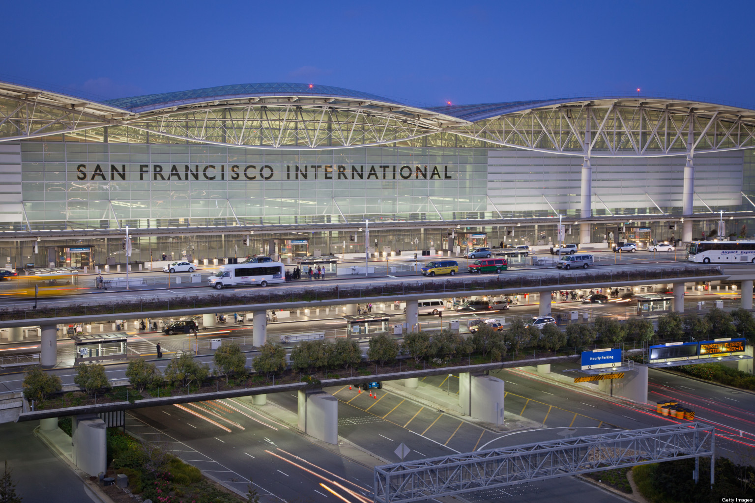 San Francisco International Airport SFO